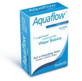 AQUAFLOW, maintain water balance, Φυτικό διουρητικό, Health Aid,