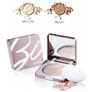 BIONIKE Defence Color Soft Touch Compact Face Powder_101 Ivoire Πούδρα.jpg